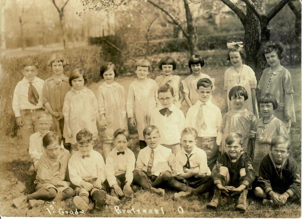 1921-22 Grade 1