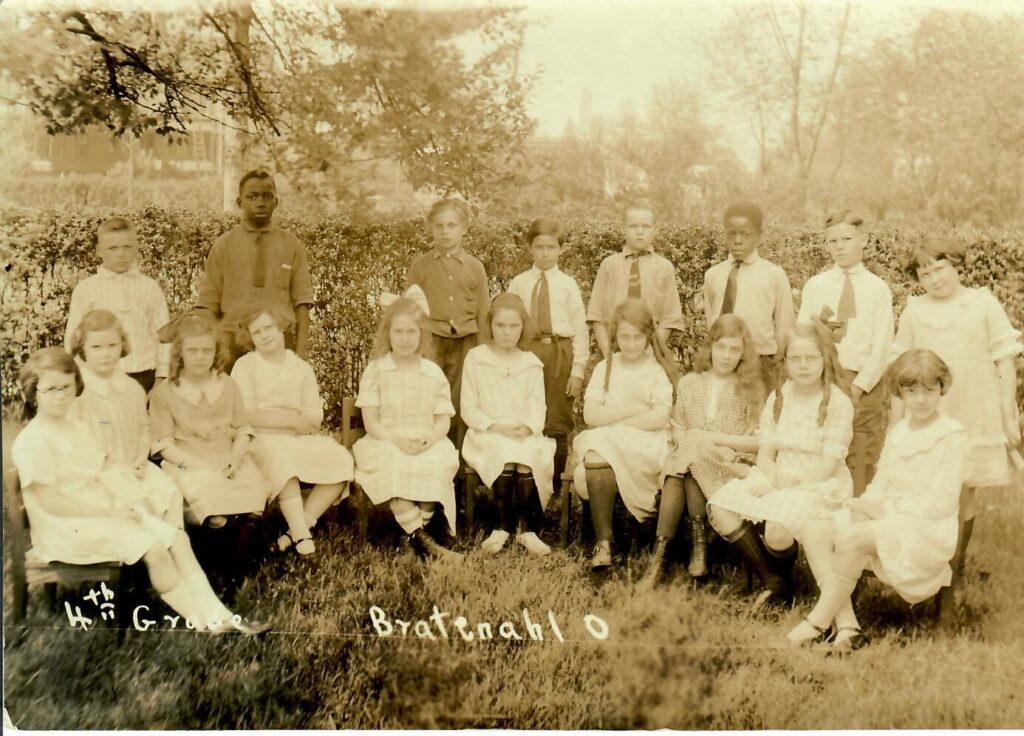 1921-22 Grade 4