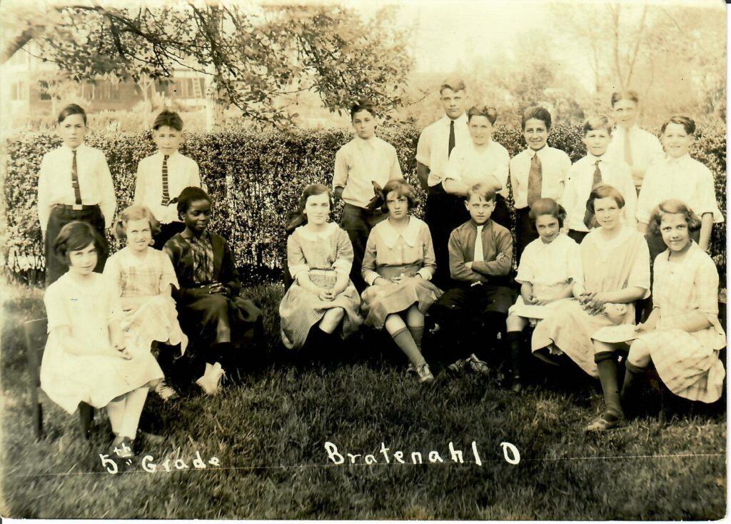 1921-22 Grade 5