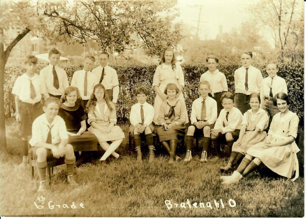 1921-22 Grade 6