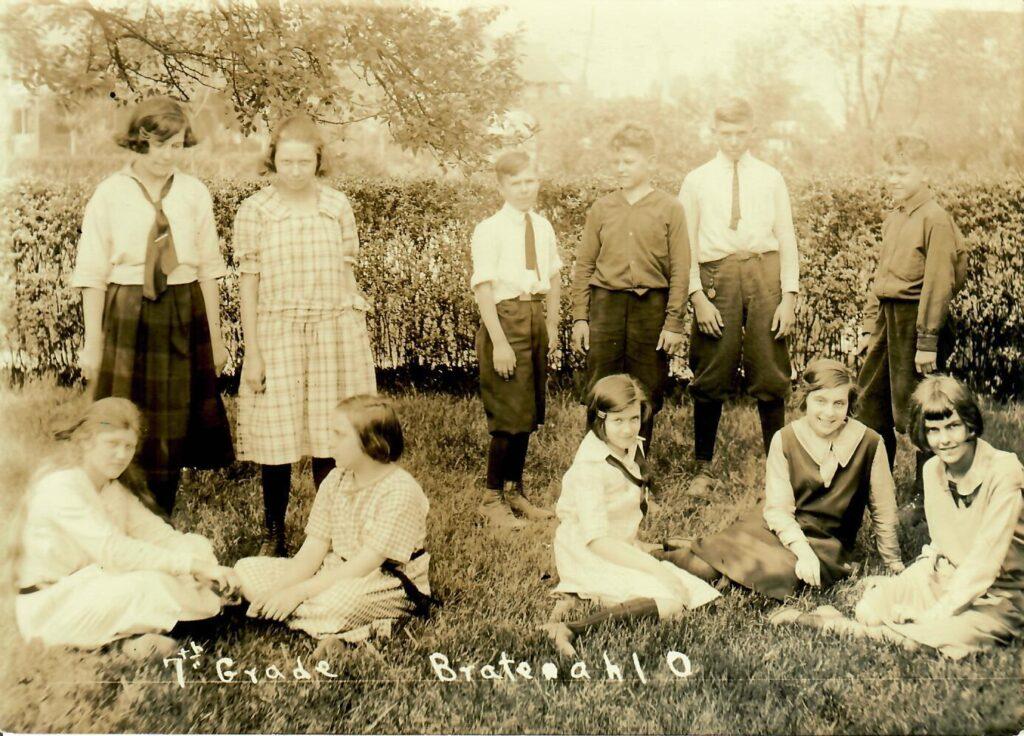 1921-22 Grade 7