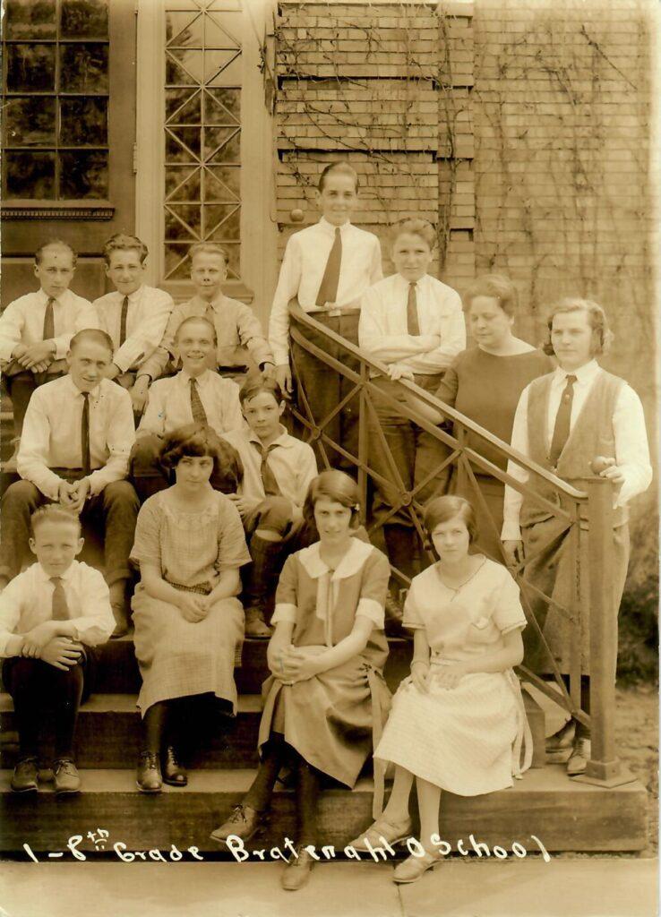 1923-24 Grade 8