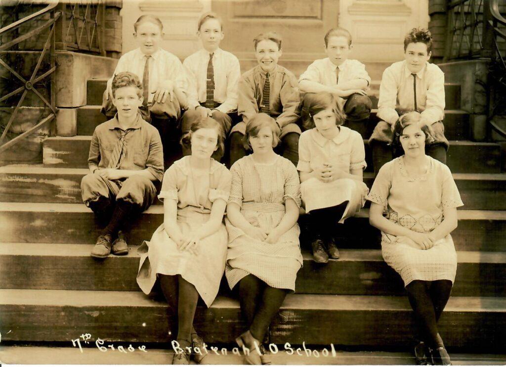 1923-24 Grade 7
