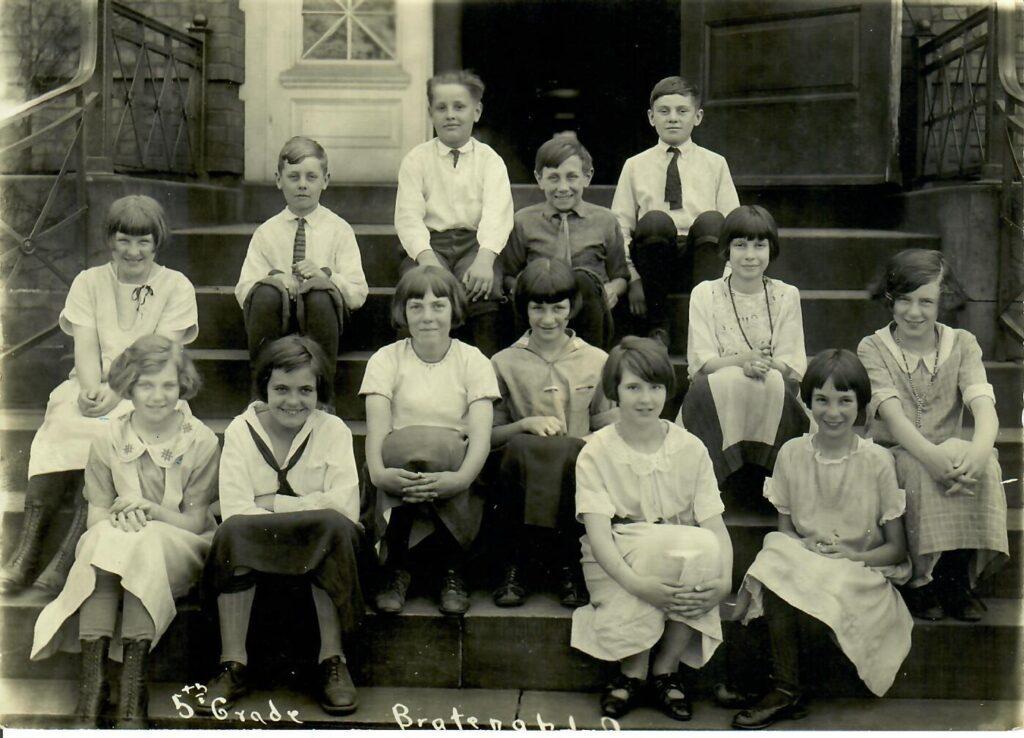 1924-25 Grade 5