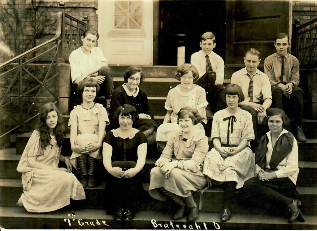 1924-25 Grade 7