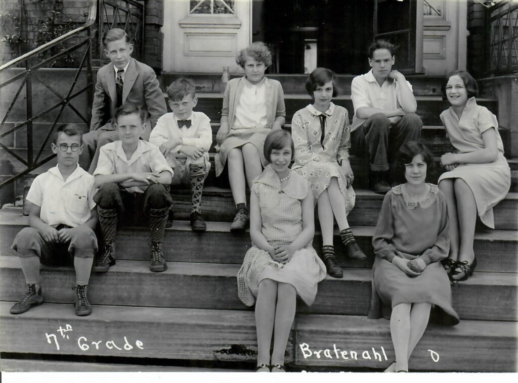1929-30 Grade 7