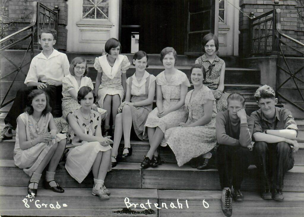 1929-30 Grade 8
