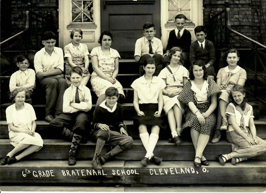 1931-32 Grade 6