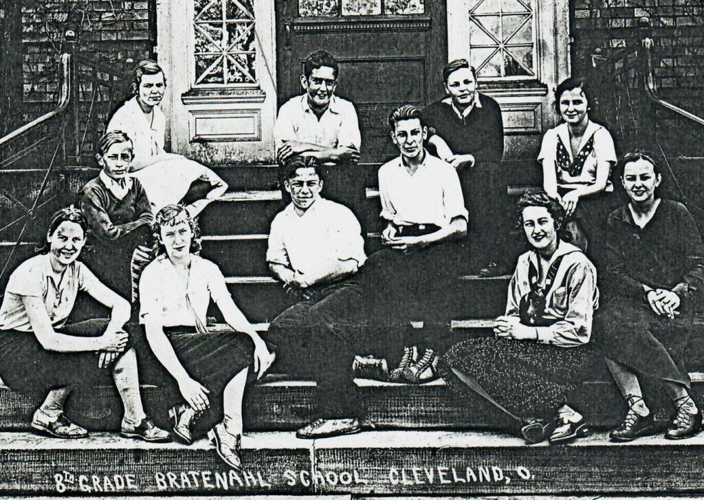1931-32 Grade 8
