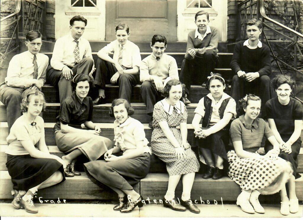 1936-37 Grade 8