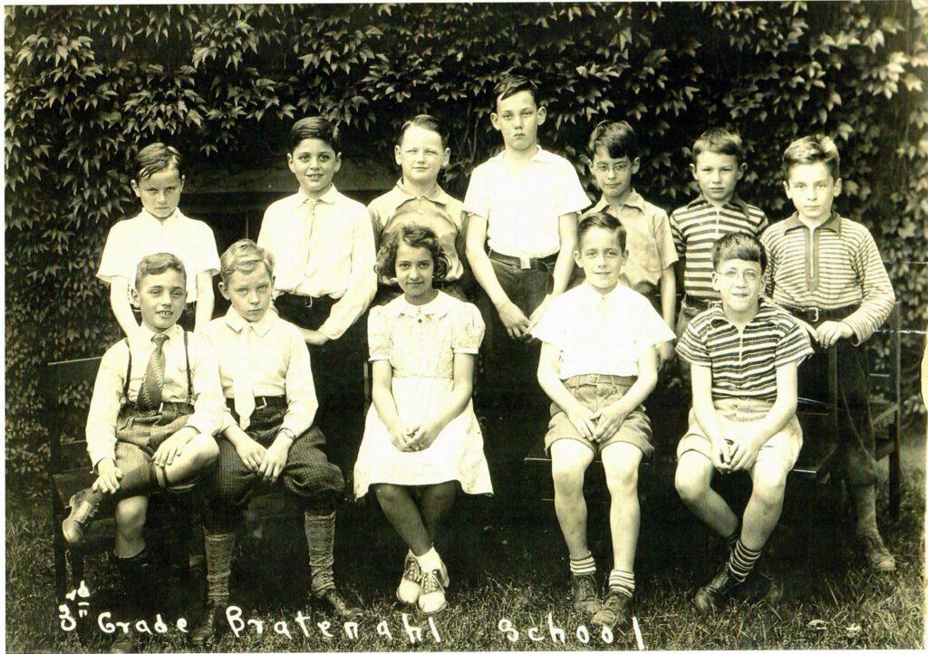 1937-38 Grade  3
