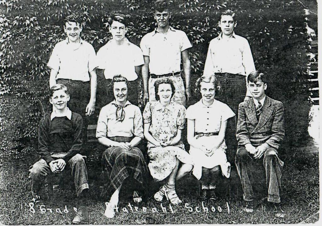 1937-38 Grade 8