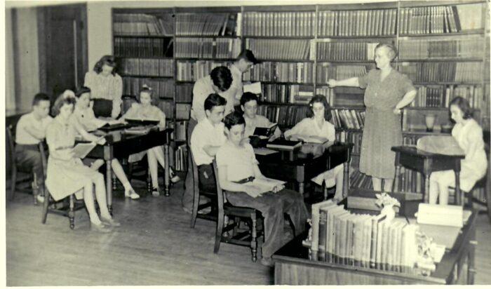 1940-41 Grade 8