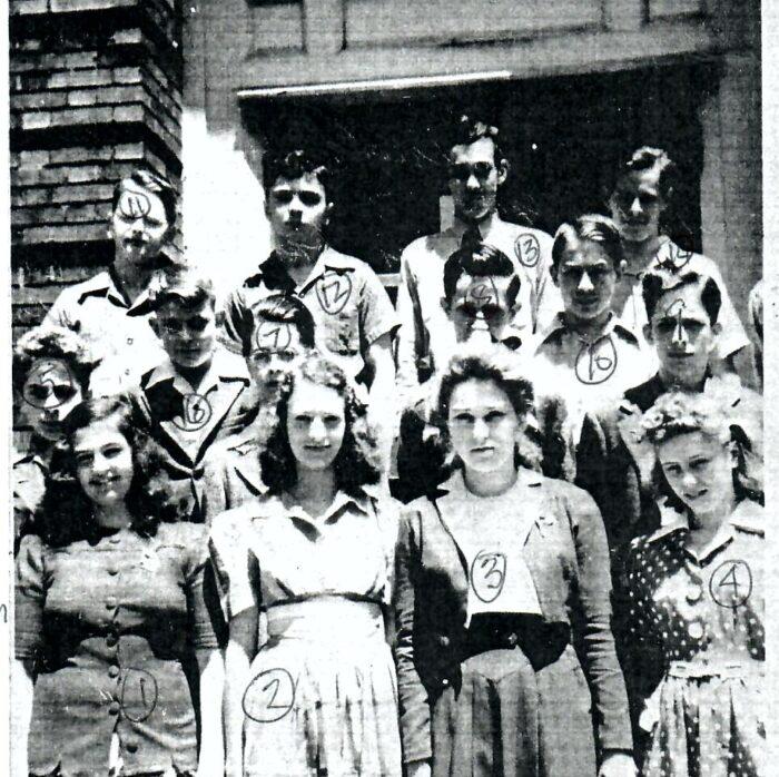 1942-43 Grade 8