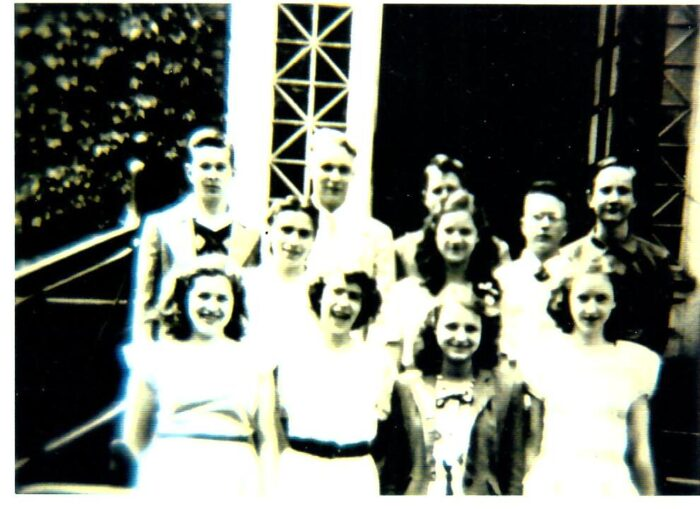 1945-46 Grade 8