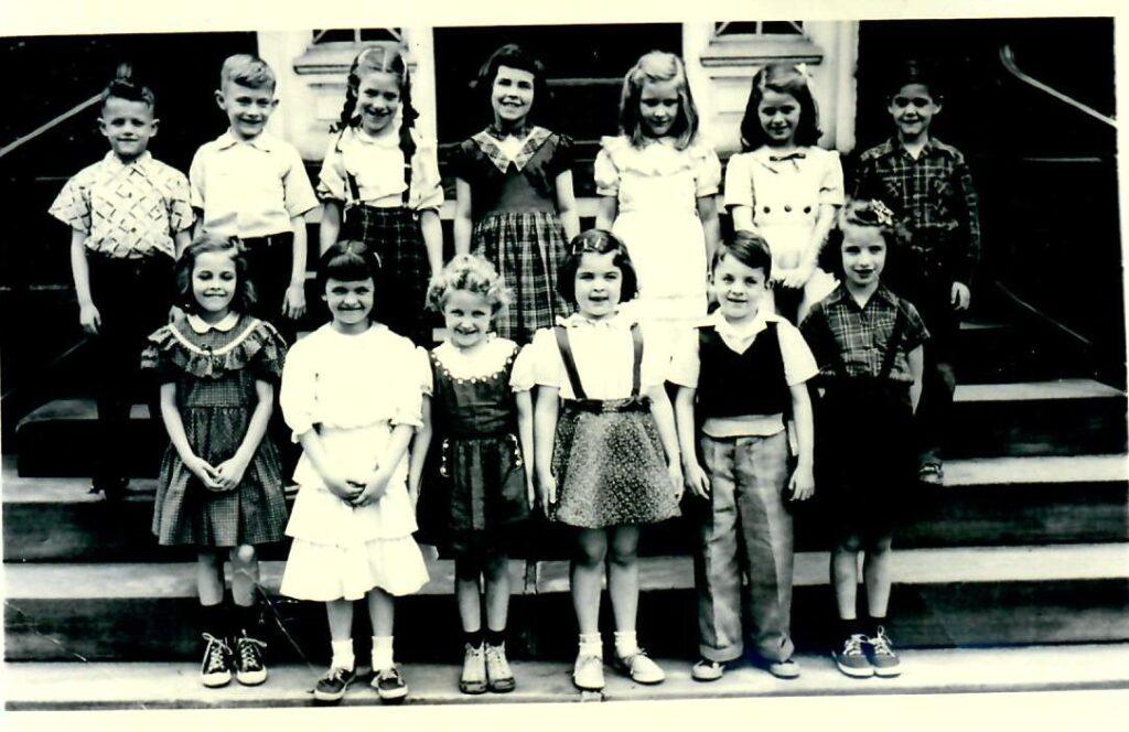 1951-52 Grade 1