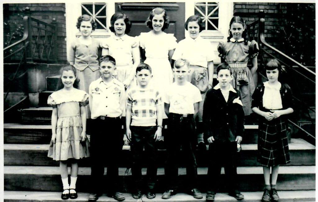 1951-52 Grade 5