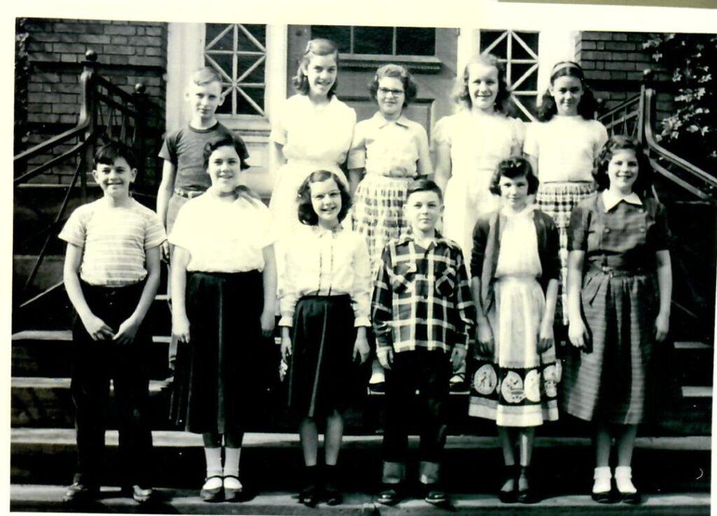 1952-53 Grade 6