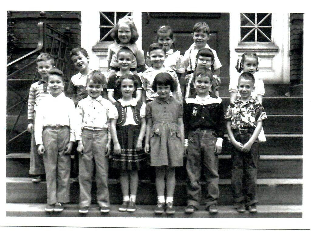 1953-54 Grade 1