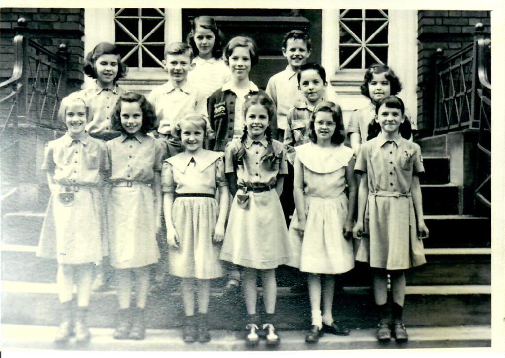 1953-54 Grade 3