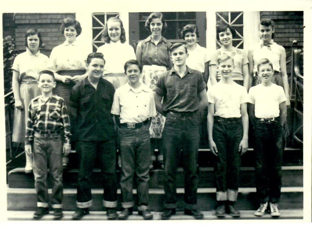 1953-54 Grade 7