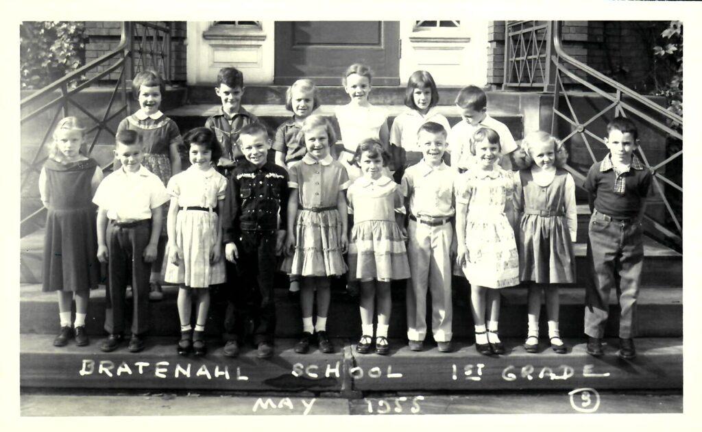 1954-55 Grade 1