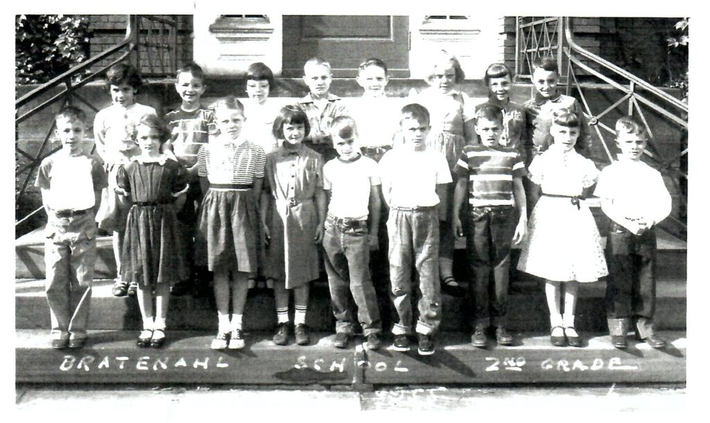 1954-55 Grade 2