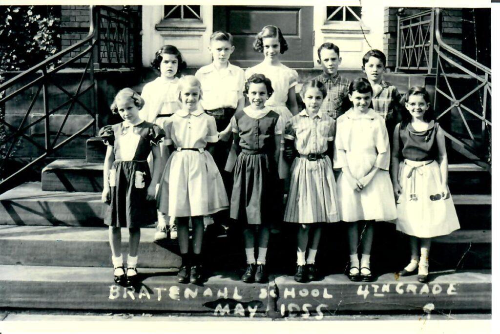 1954-55 Grade 4
