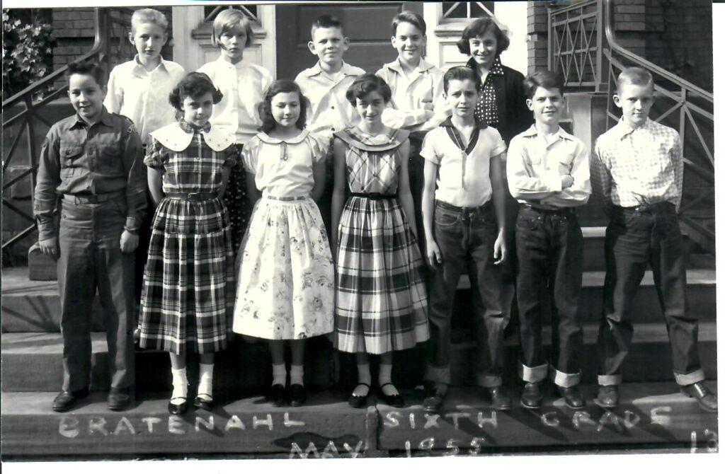 1954-55 Grade 6