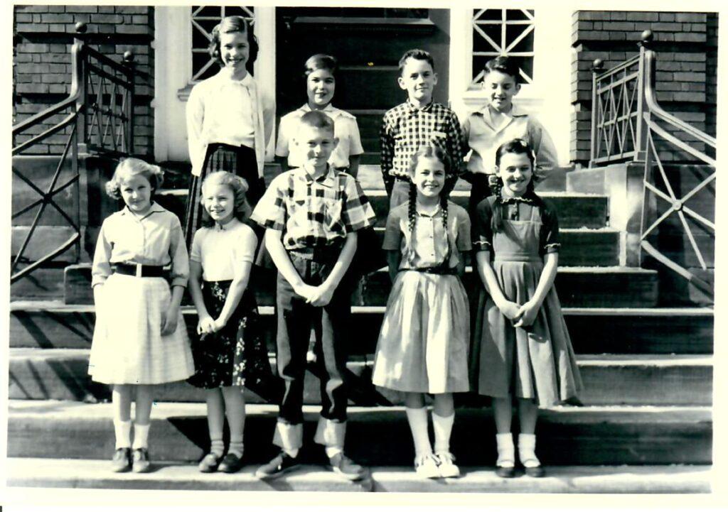 1955-56 Grade 5