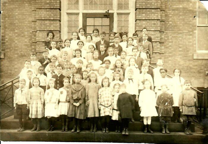 1911-12 School Photo