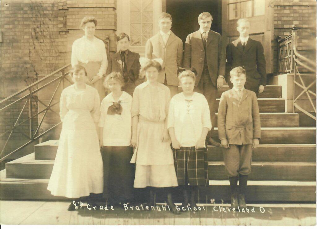 1914-15 Grade 8