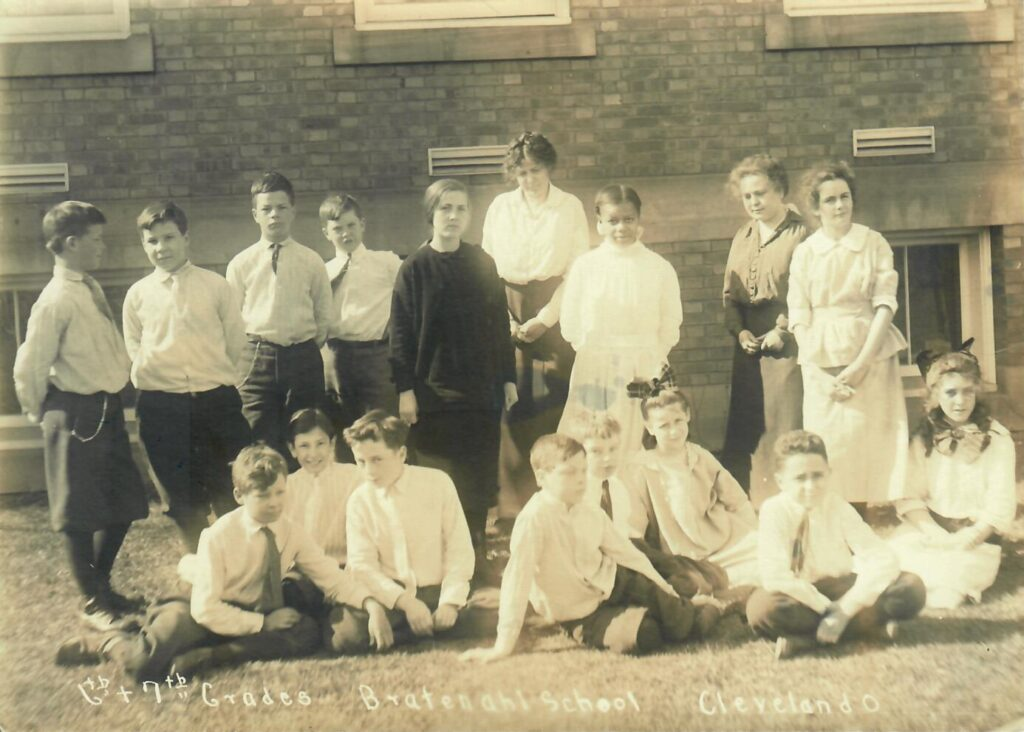 1914-15 Grades 6 and 7