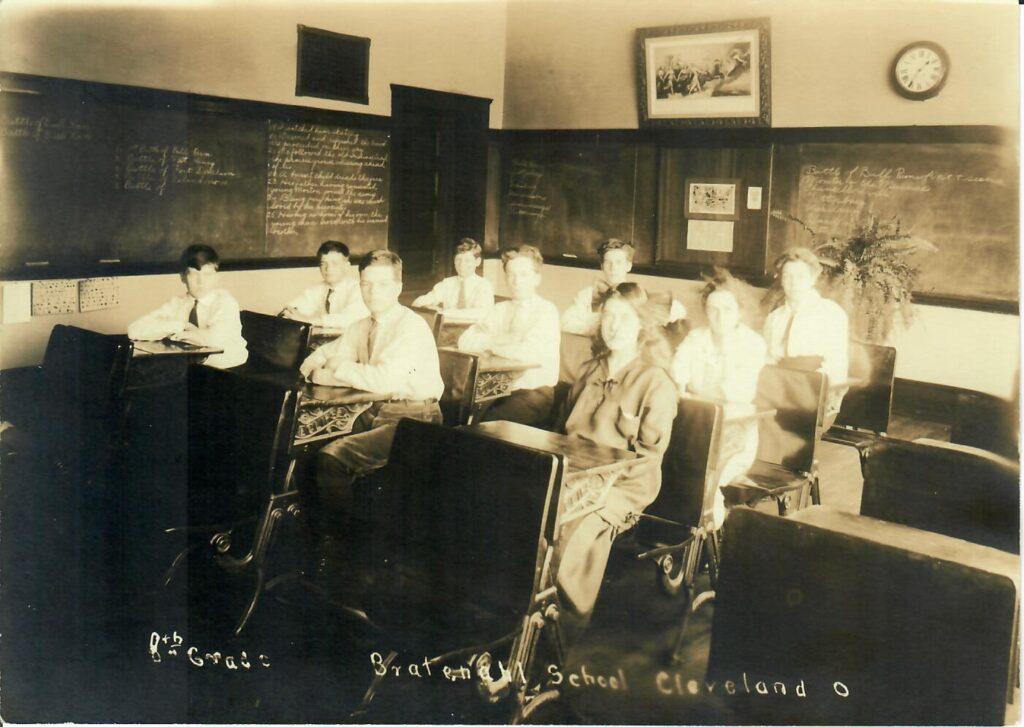 1915-16 Grade 8
