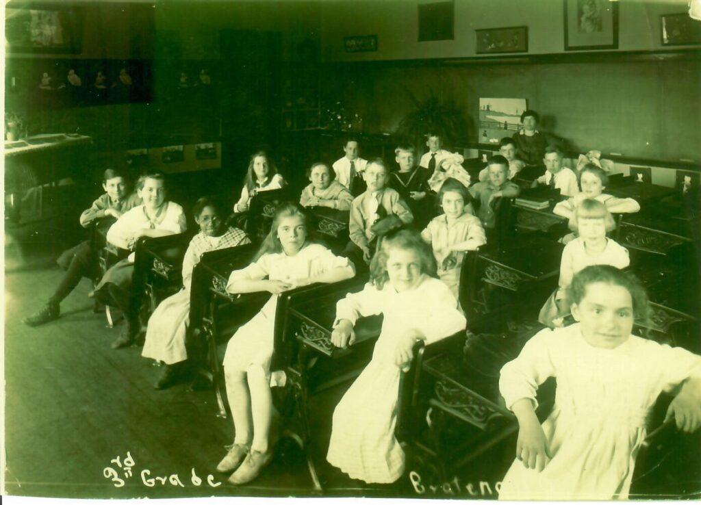 1919-20 Grade 3