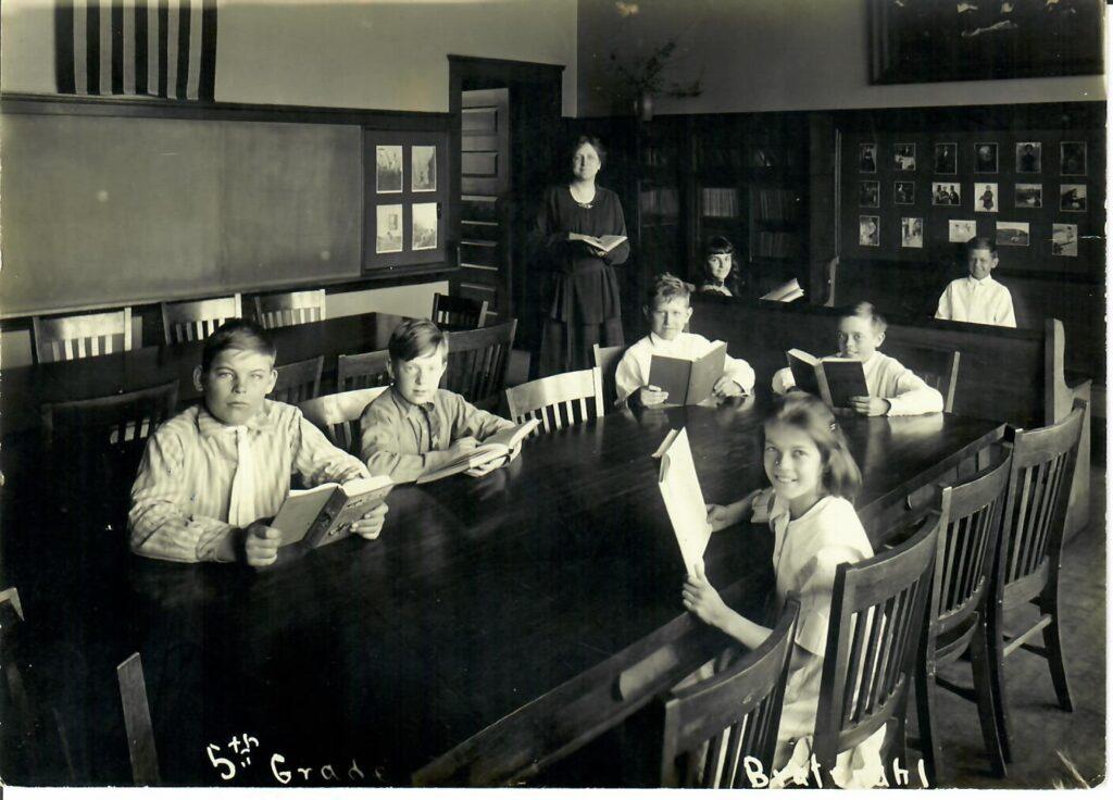 1919-20 Grade 5