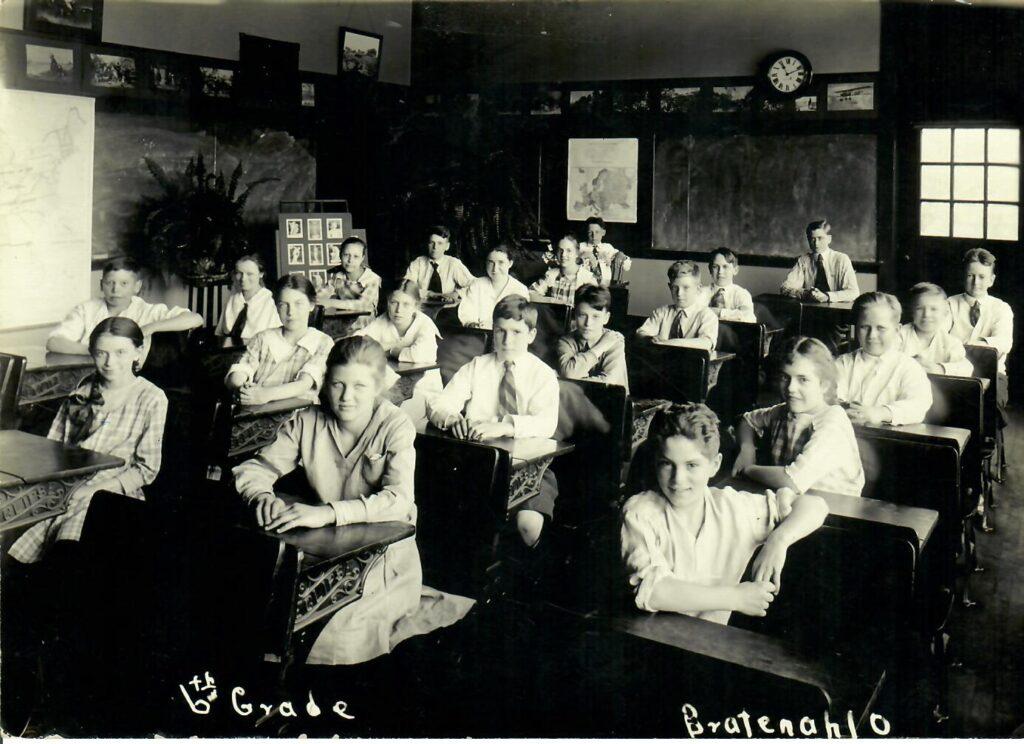 1919-20 Grade 6
