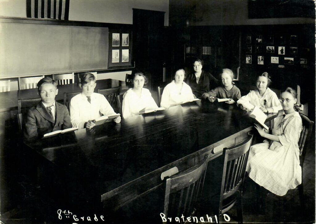 1919-20 Grade 8