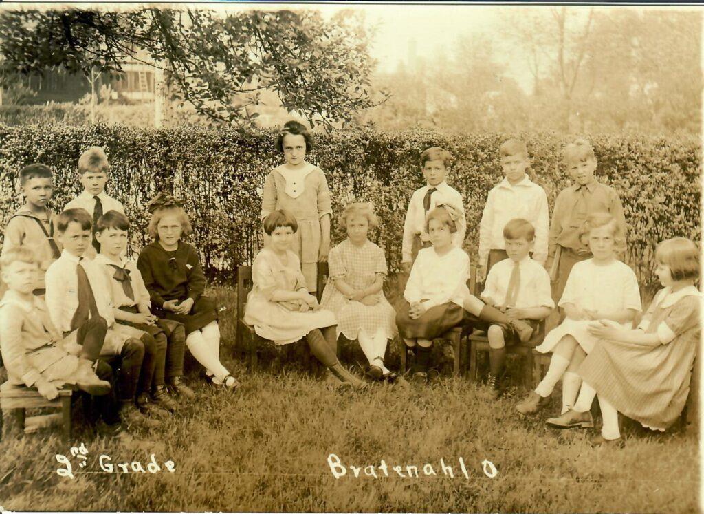 1921-22 Grade 2