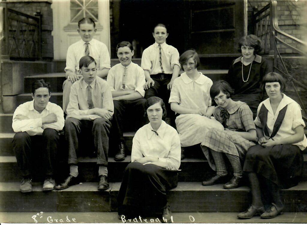 1924-25 Grade 8