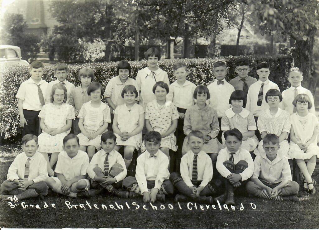 1927-28 Grade 3