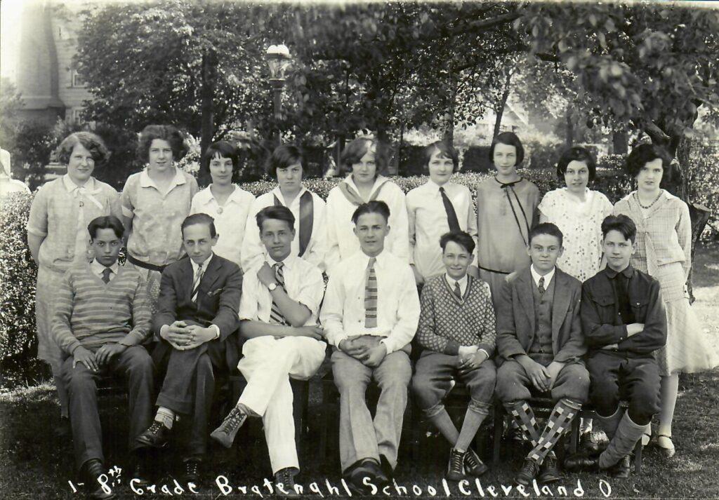 1927-28 Grade 8