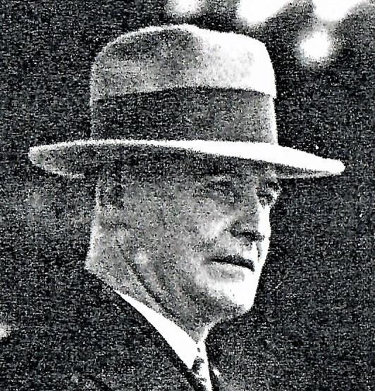 Patrick Clarke 1928