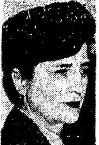 Dorothy Coe