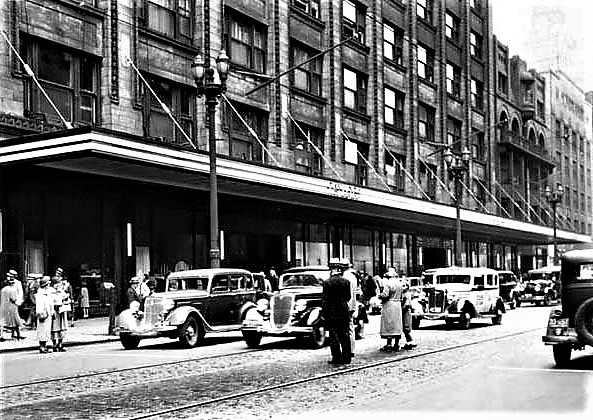 Wm Taylor & Son Department Store 1934