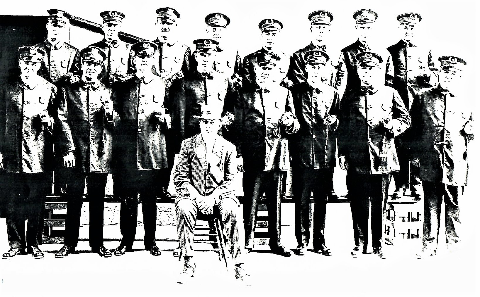 Police Officers 1908