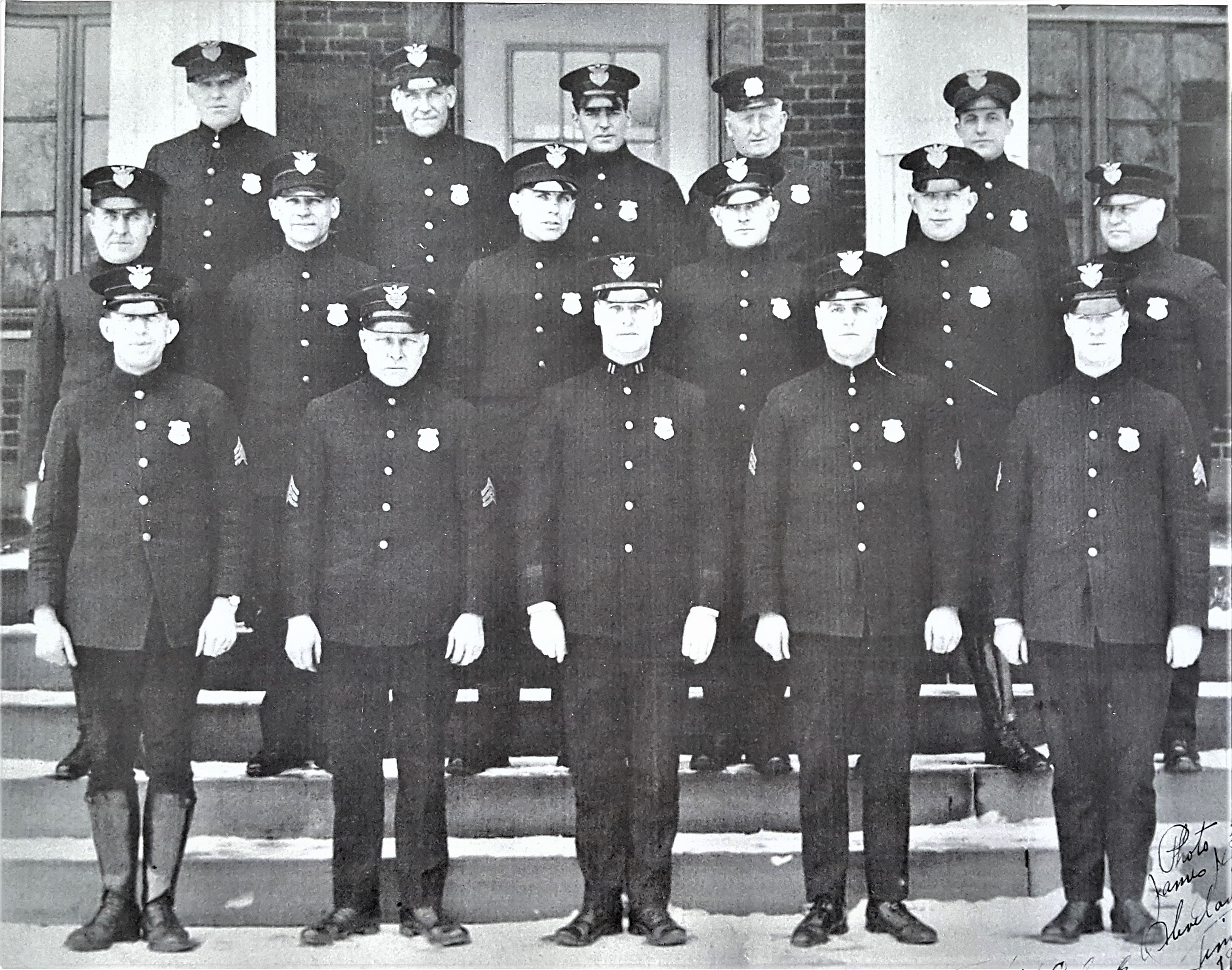 Police Officers 1926