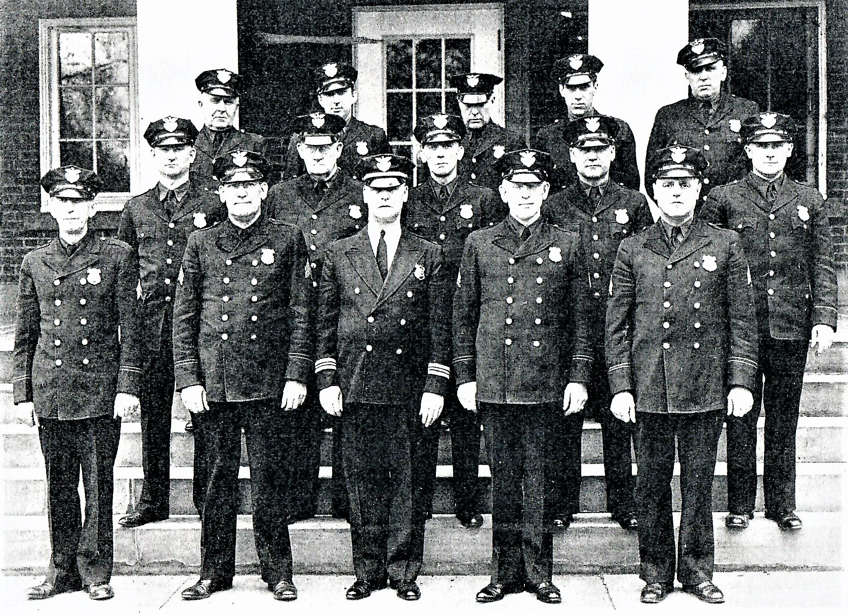 Police Officers 1941