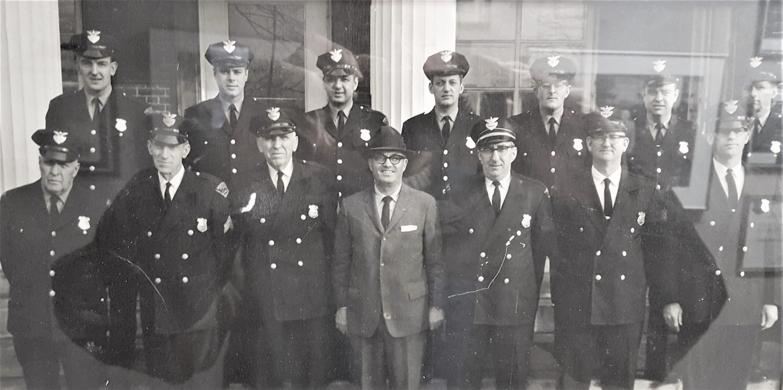 Police Officers 1962