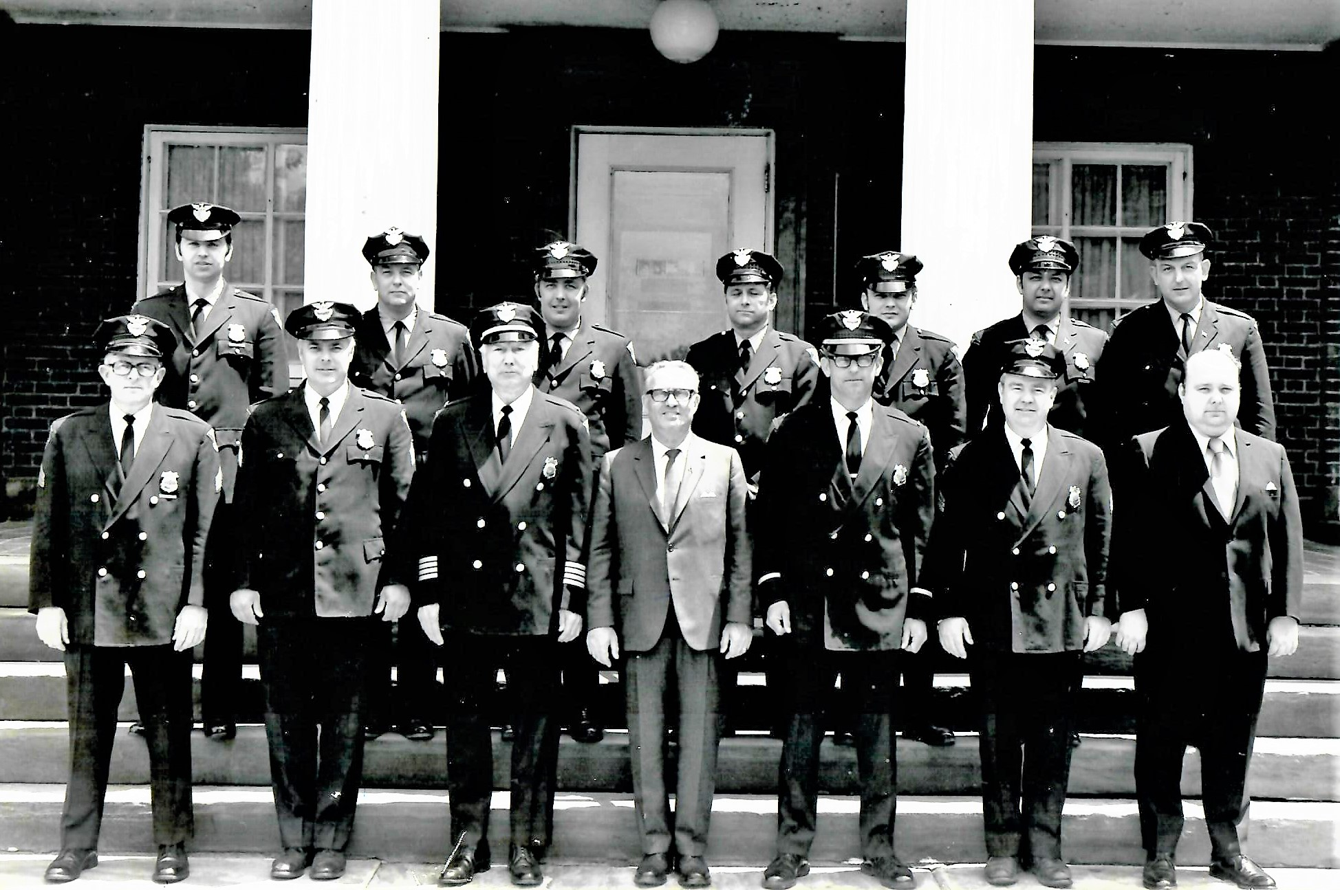 Police Officers 1973